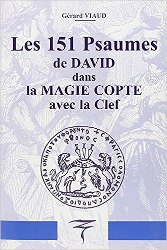 gratuitement les 151 psaumes de david dans la magie copte