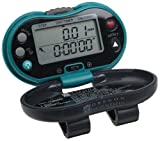 Oregon Scientific PE316PM Pedometer with Pulse Meter