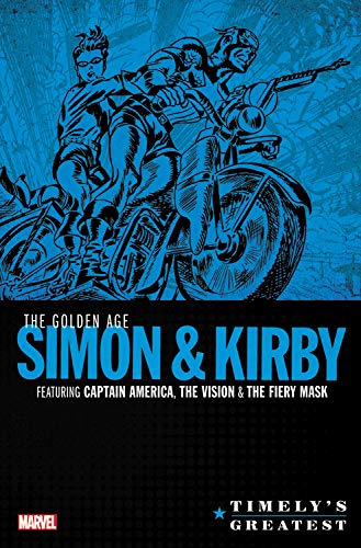 Timely's Greatest: The Golden Age Simon & Kirby Omnibus for sale  Delivered anywhere in USA