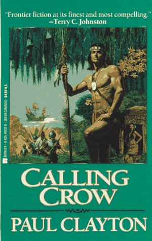 book cover of Calling Crow