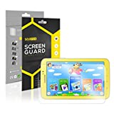 SOJITEK Samsung Galaxy Tab 3 Kids SM-T2105 Premium Ultra Crystal High Definition (HD) Clear Screen Protector [10-Pack] - Lifetime Replacements Warranty + Retail Packaging