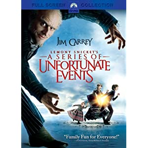 Lemony Snicket's a Series of Unfortunate Events (Full Screen Edition) (2004)