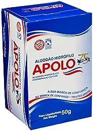 Algodão Apolo Em Caixa 50G, Apolo