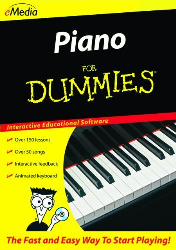 eMedia Piano For Dummies v2 [Mac Download] by eMedia