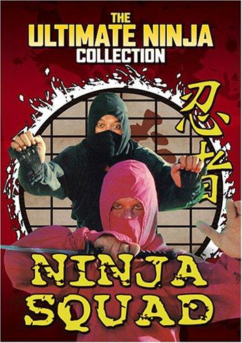Amazon.com: The Ultimate Ninja Collection: Ninja Squad ...