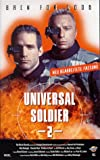 Universal Soldier II: Brothers in Arms [VHS]