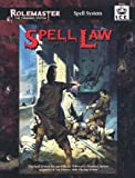 img - for Spell Law (Rolemaster #5522) book / textbook / text book