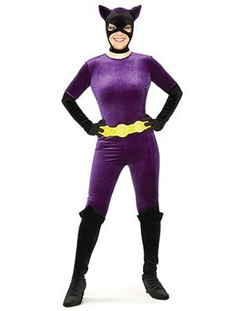 Desconocido Disfraz de Catwoman para mujer: Amazon.es: Juguetes y ...