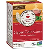 Traditional Medicinal's Gypsy Cold Care Herb Tea (3x16 bag) by Traditional Medicinals