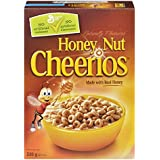 Cheerios Honey Nut Cereal, 330 Gram