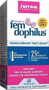 Amazon Com Jarrow Formulas Shelf Stable Fem Dophilus 1