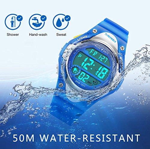 SEEWTA Часы для мальчиков My-Watch Boys