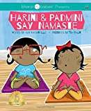 Harini and Padmini Say Namaste (Bharat Babies)