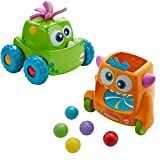 Zoom 'N Crawl Monster with Go Monster Truck