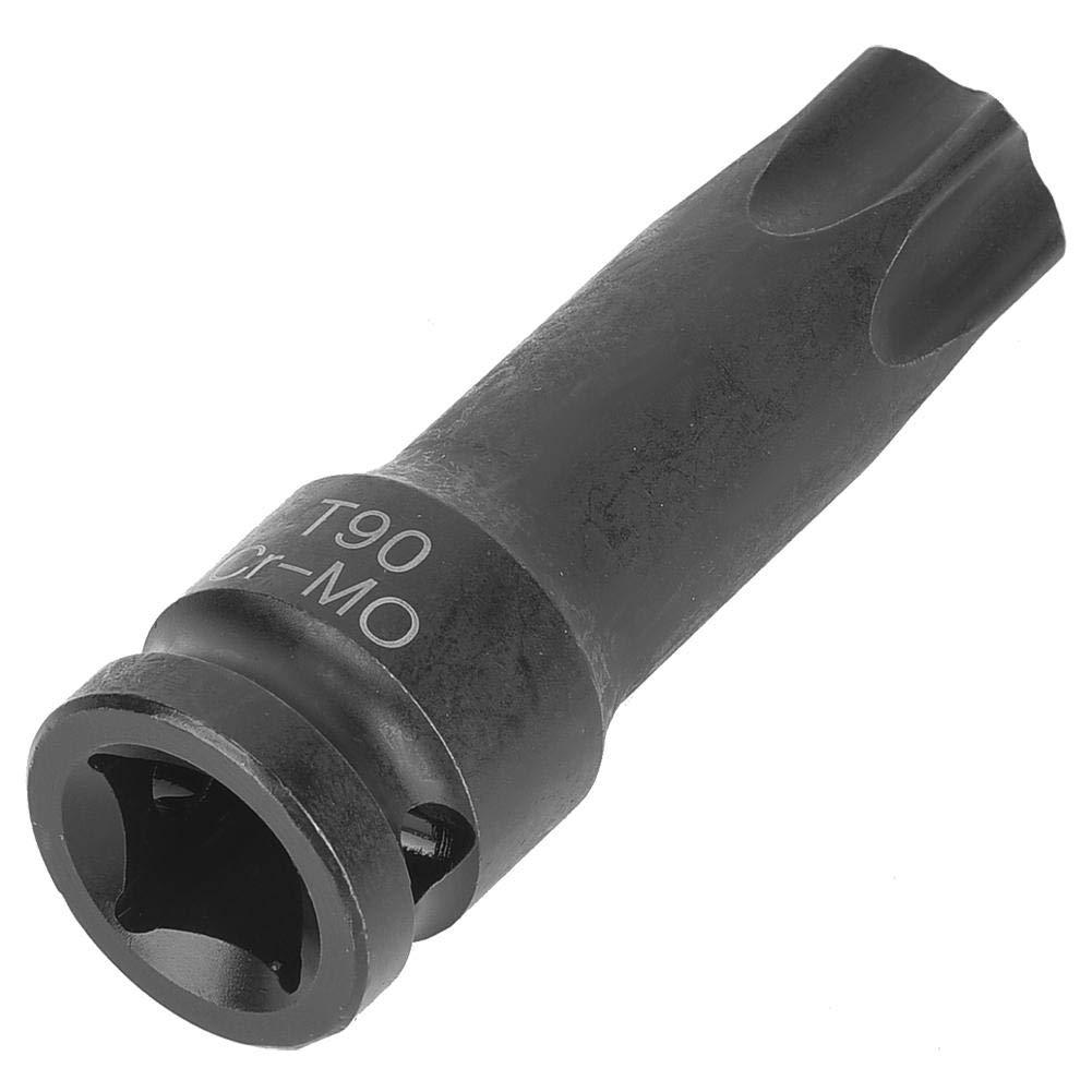 Impact Reducer 1//2 Socket Adaptor Star Head Drive Air Impact Wrench Bit Socket Car Repair Tools T80