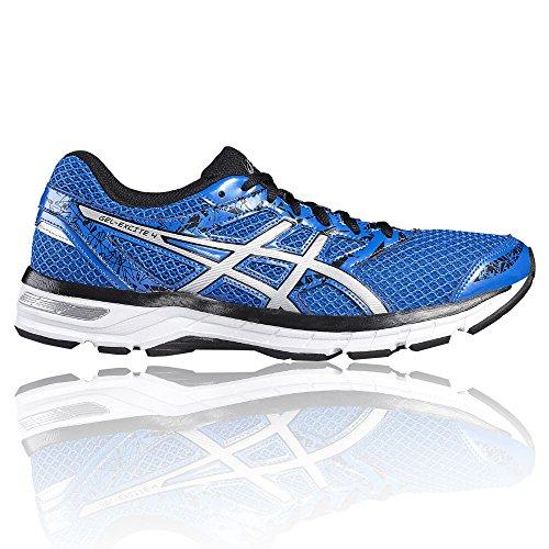 nement Excite pour Homme Entra de Chaussures Course Asics Bleu UK Blue Gel sur Route 4 5T8wYxHq