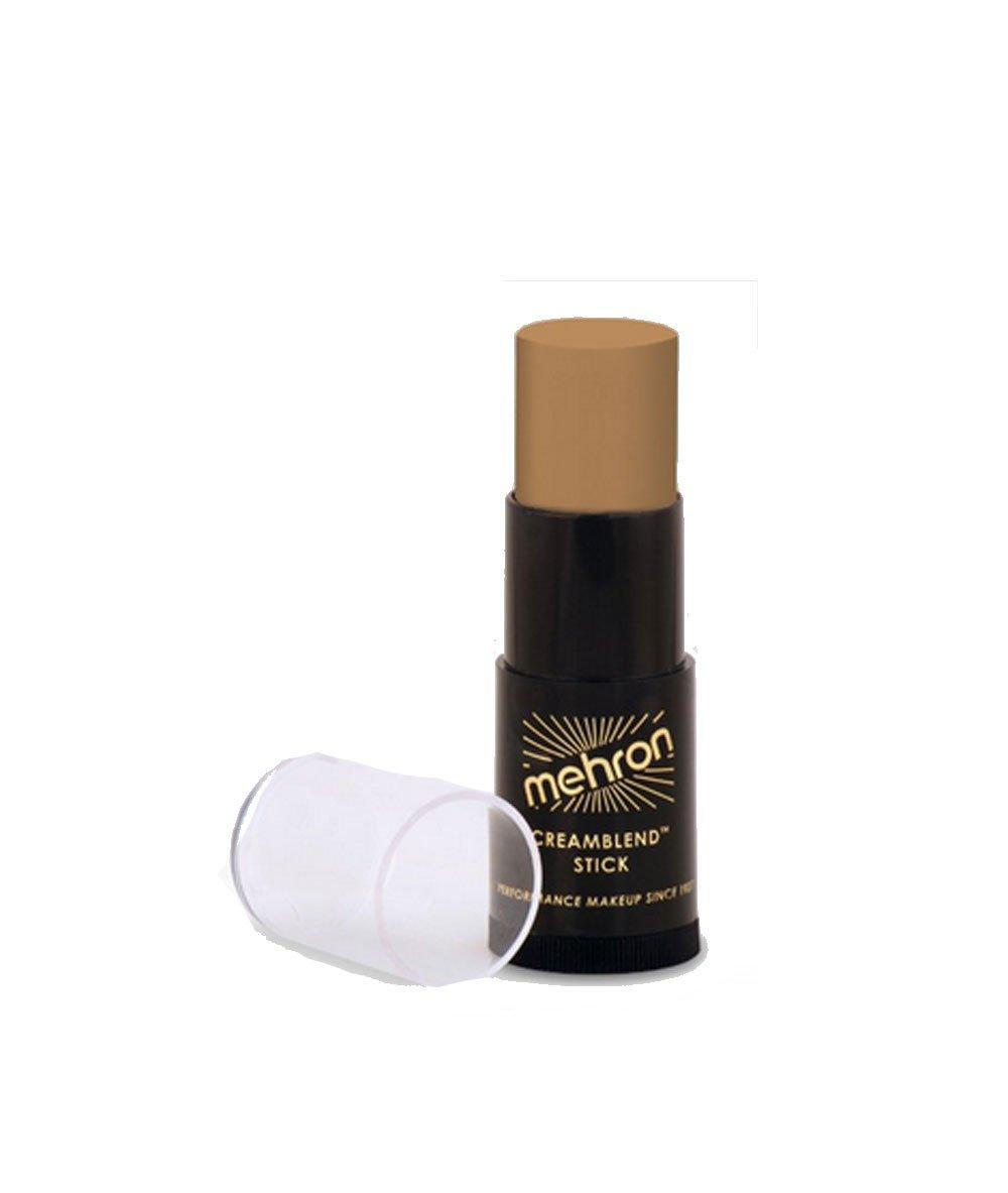 Mehron Makeup CreamBlend Stick (.75 oz) (DARK OLIVE)