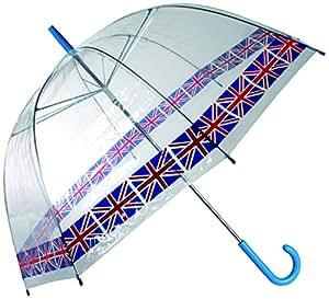 Sonstige Paraguas bandera 80cm transparente transparente Inglaterra Reino Unido