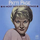 Patti Page - 16 Most Requested Songs - CD