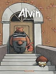 Alvin, tome 1 : L'héritage d'Abélard par Régis Hautière