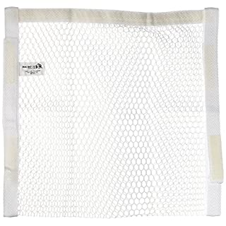 Household Essentials 135 Polyester Sneaker Wash and Dry Bag for Laundry Machines - White