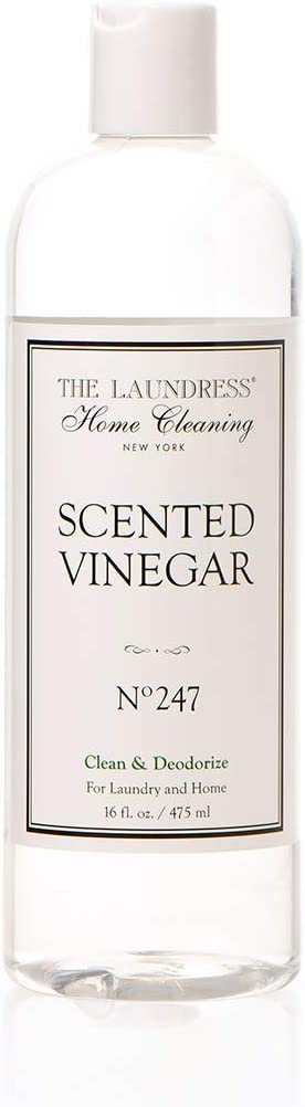 The Laundress - Scented Vinegar No. 247, Clean & Deodorize, for Laundry & Home, 16 fl oz