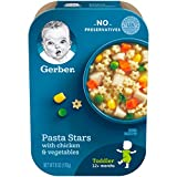Gerber Pasta Stars with Chicken & Vegetables, 6