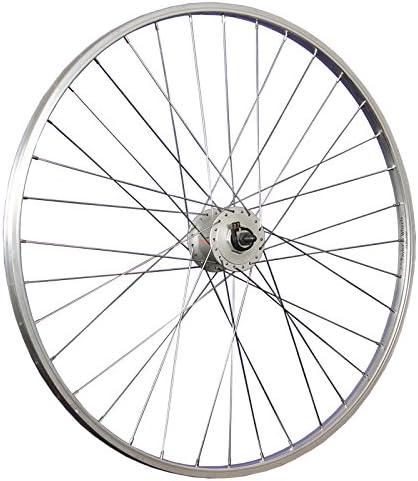 Taylor-Wheels 28 Pulgadas Rueda Delantera Bici Dinamo buje DH-3N31 ...