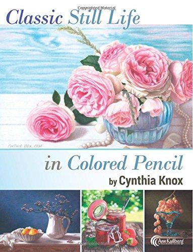 Classic Still Life in Colored Pencil