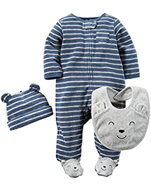 Carter's Baby Boys' 3 Pc Sets 126g309