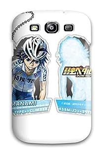 Anti-scratch And Shatterproof Yowamushi Pedal Onoda Phone Case For Galaxy S3/ High Quality Tpu Case 7608251K19820874