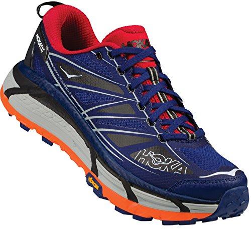 Hoka One One Mafate Speed 2 Running Shoes Men Blueprint/Black Schuhgröße US 9,5   43 1/3 2017 Laufschuhe