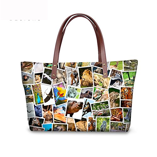 School Bags Wallets Bags Purse FancyPrint C8wc4263al Foldable Fashion Women gBPxaFwfq