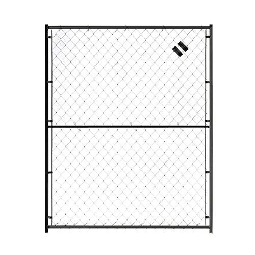 - Lucky Dog 6'H x 5'W Chain Link Modular Panel