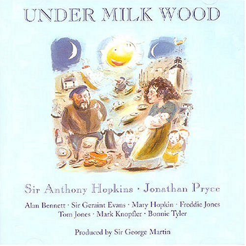 Bildresultat för under milk wood George Martin