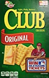 Club Crackers Original, 13.7 Ounce (Pack Of 12)