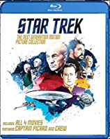 Star Trek: The Next Generation Motion Picture Collection [Blu-ray] from PARAMOUNT