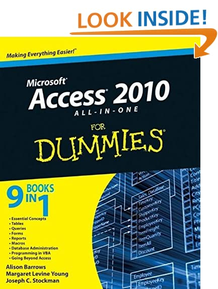 microsoft office 2010 for dummies book