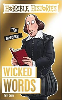 Book's Cover of Horrible Histories Special: Wicked Words