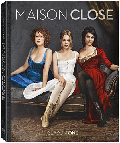 Maison Close: Season 1 [Blu-ray] by Music Box Films