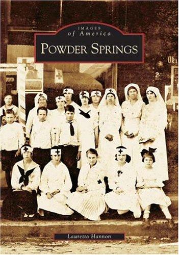 Powder Springs  (GA)   (Images of America) (Cherokee Radio)