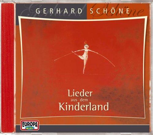 Lieder aus dem Kinderland (Hörspiele von EUROPA)