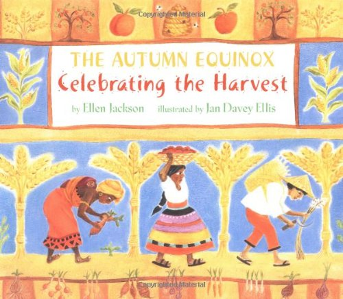 The autumn equinox celebrating the harvest