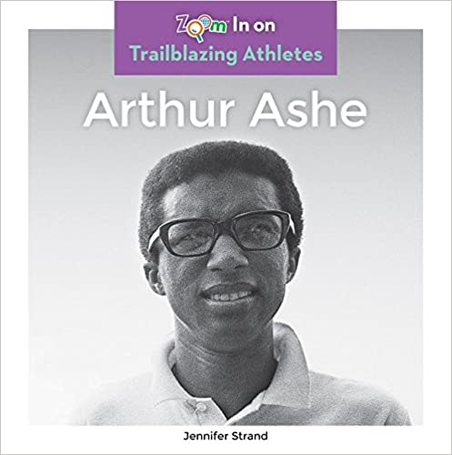 Online free download ebooks Arthur Ashe (Trailblazing Athletes) 1680792482 ePub