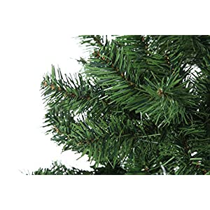 Homegear Deluxe 6ft 700/1000 Tips Artificial Xmas/Christmas Tree 2