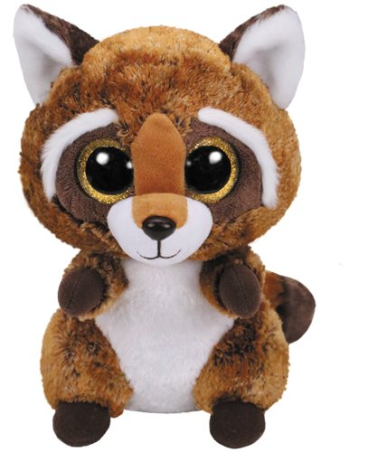 Amazon.com  Ty – Rusty Plush Raccoon (United Labels Iberian 36422ty ... 763115553f36