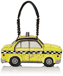 Women's Taxi Clutch Handbag