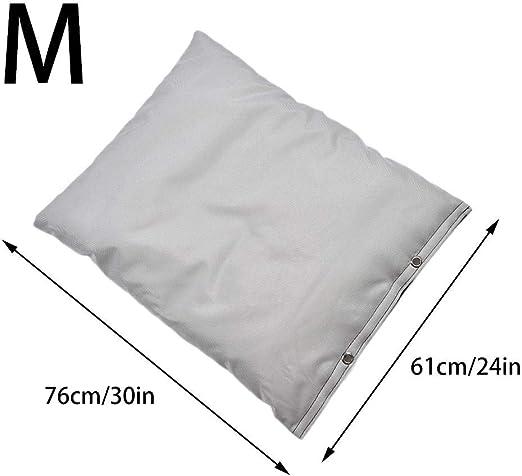 Outdoor Waterproof Backflow preventer Overflow Pipe Insulation Bag Winter Cover