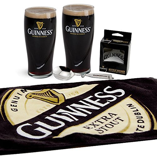 Guinness Stout Beer Lovers Gift Set - Beer Stout Guinness