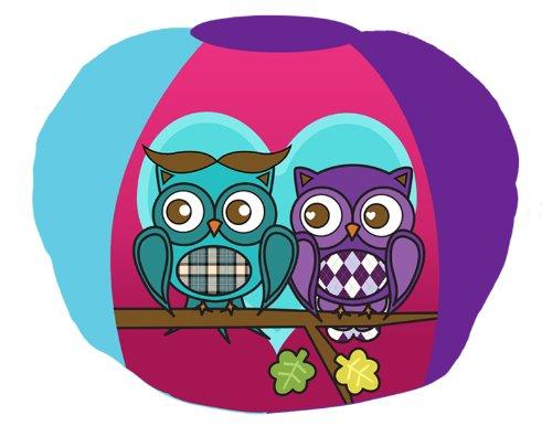 Owl Love You Forever  Bean Bag